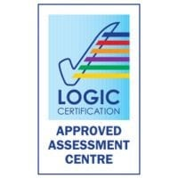 Logic Approved Assessment Centre Logo
