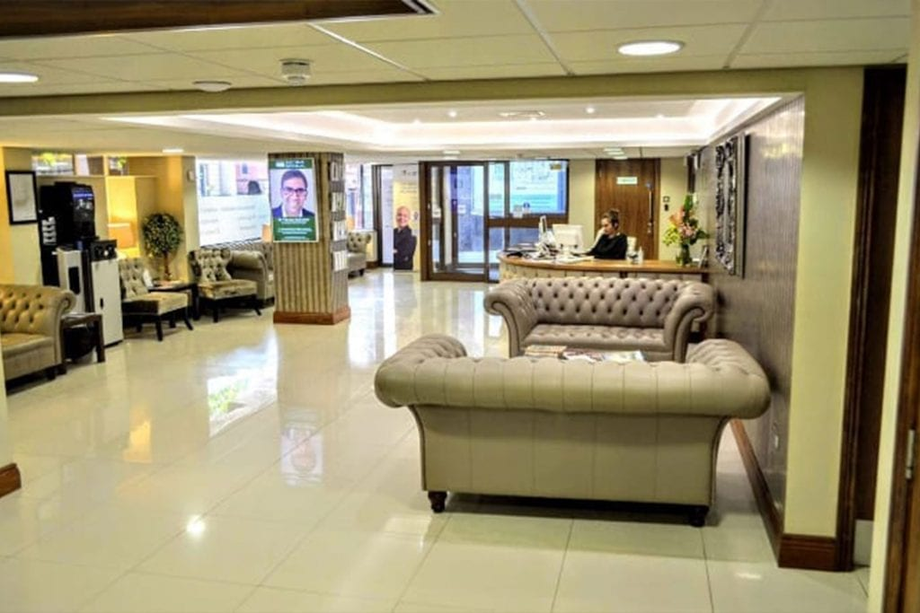 Our waiting areas are designed to make you feel at home, with our entire team aiming to give you the best possible experience from the moment you step through the door